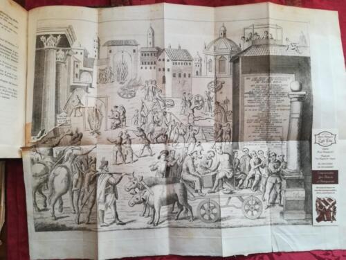 Illustrazione delle tipologie delle varie torture che subivano gli accusati untori