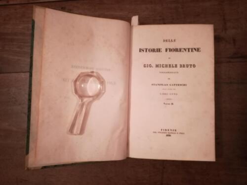 Pagine iniziali e titolo del libro.Volume 2.