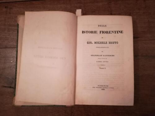 Pagine iniziali e titolo del libro.Volume 1.