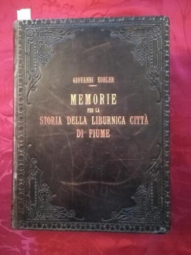 Legatura del libro in pelle nera.