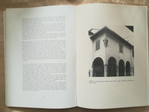 Una delle tante illustrazioni. Antica magione , Firenze (foto di Mario Cerrato).
