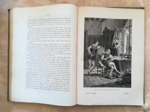 Una delle tante illustrazioni a cura di Philippoteaux e Pellicer.