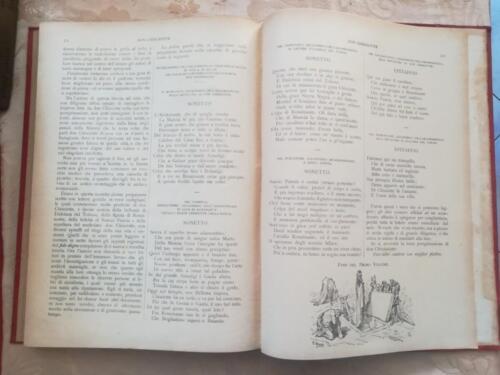 Ultime pagine del volume primo.