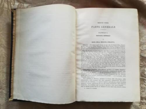 """Primo capitolo del manuale: """"Parte Generale""""."""