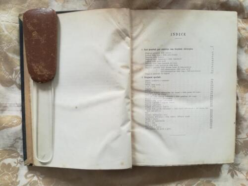 Indice dei capitoli e delle 194 figure illustrative.