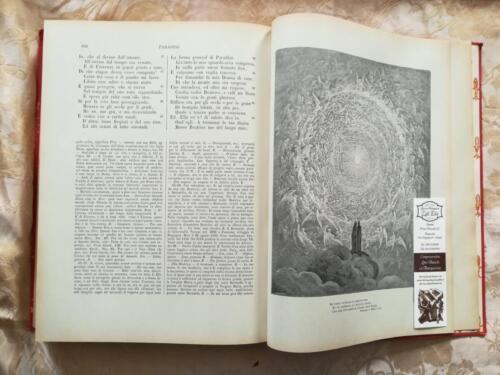 Illustrazione finale di Gustavo Dorè del paradiso .