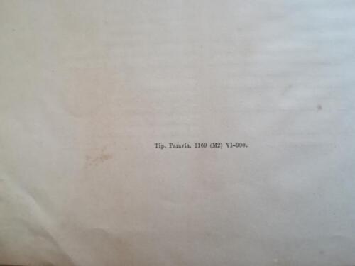 Veduta della tipografia dove è stata stampata la cartella.