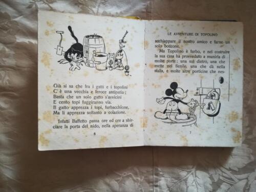 Veduta delle condizioni e delle illustrazioni presenti nel fumetto.Con qualche fioritura sparsa in alcune pagine.