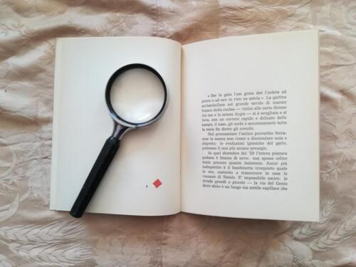 Condizioni perfette del libretto situato all'interno del cofanetto.