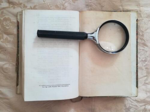Termine del libro.