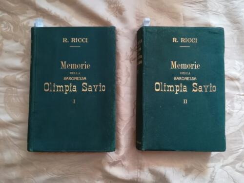 Legature dei due volumi.