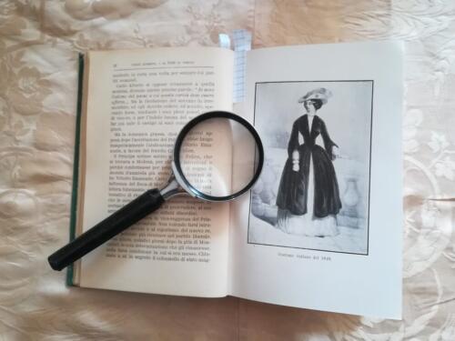 """Tavole e fotografie: """"Costume italiano del 1848""""."""