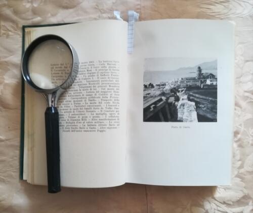 """Tavole e fotografie: """"L'isola di Gaeta""""."""