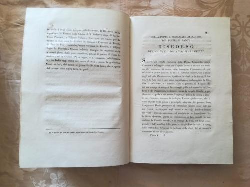 Discorso del Conte Giovanni Marchetti.