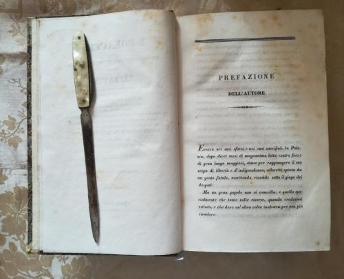 Prefazione del primo volume.