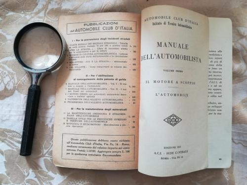 Frontespizio del primo volume con su riportati la data dell' edizione ed il luogo di stampa.