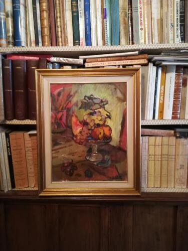 Quadro a olio D.Bellotti